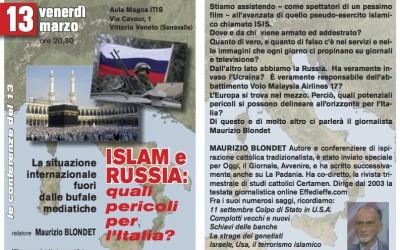 Islam e Russia: quali pericoli per l'Italia?