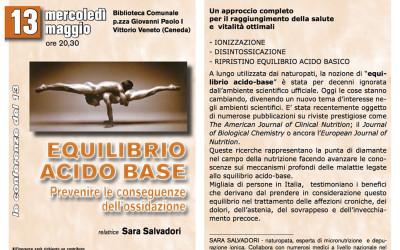 Equilibrio Acido Base: Prevenire le conseguenze dell'ossidazione