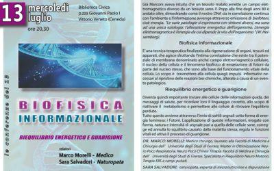 Biofisica informazionale
