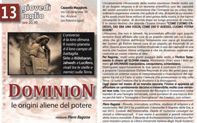 DOMINION – Le origini aliene del potere