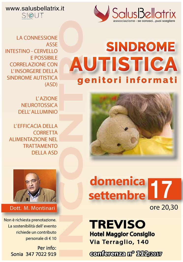 Dott. M. Montinari – SINDROME AUTISTICA – genitori informati