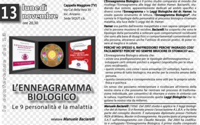 L' ENNEAGRAMMA BIOLOGICO – Le 9 personalità e la malattia