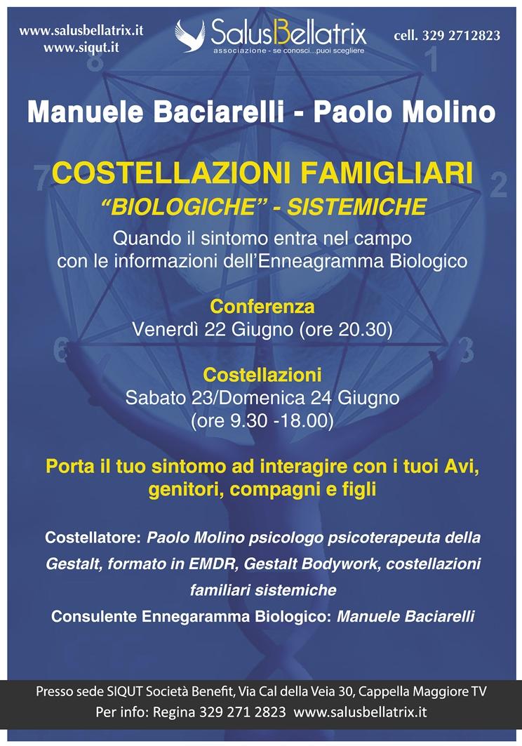 Costellazioni Familiari Sistemiche e Enneagramma Biologico