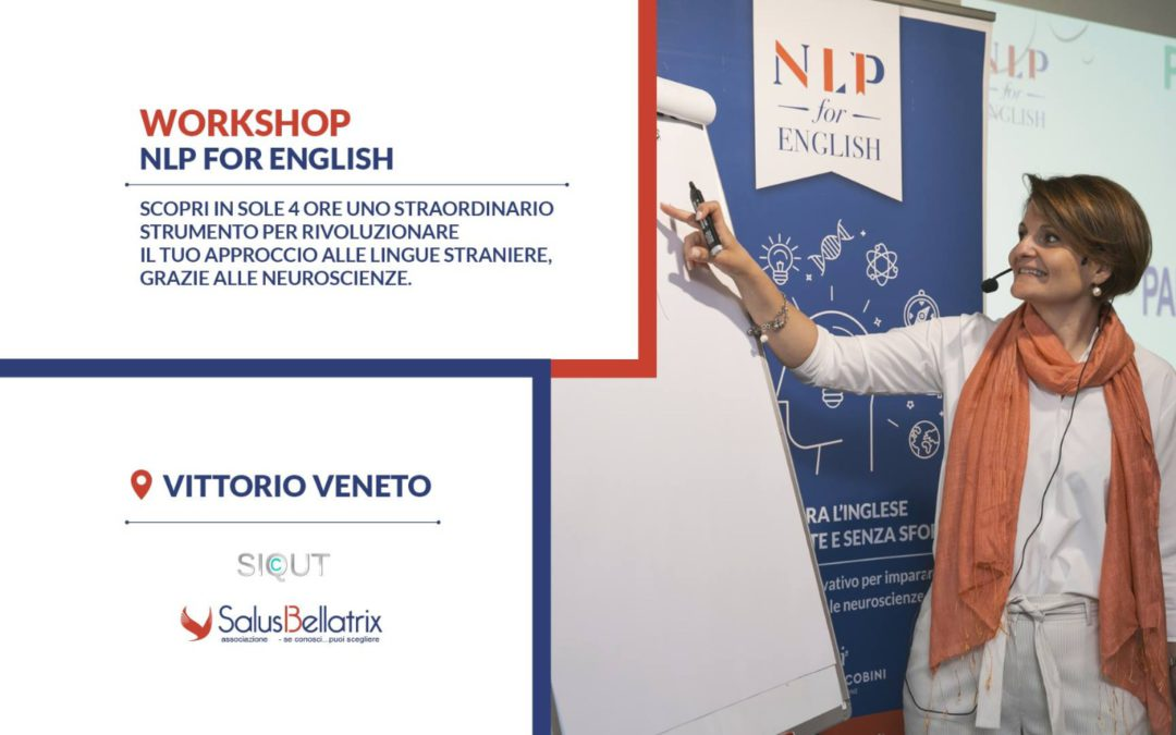 WORKSHOP – NLP FOR ENGLISH