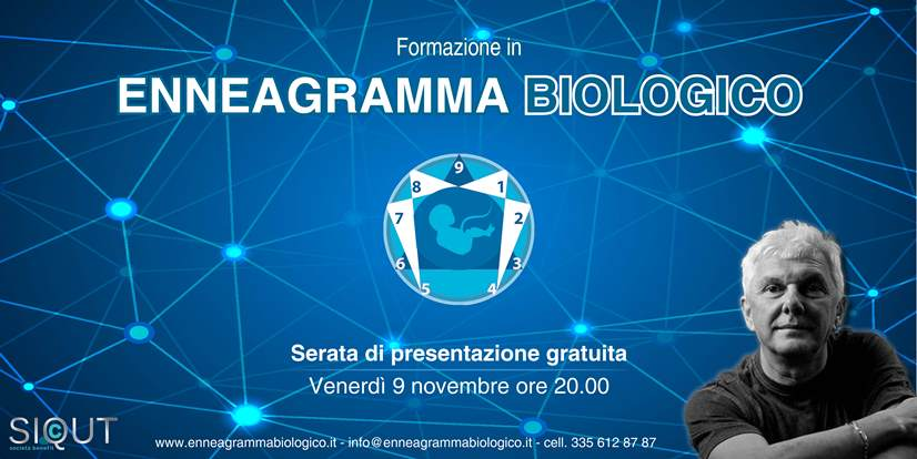 Presentazione – Formazione in ENNEAGRAMMA BIOLOGICO