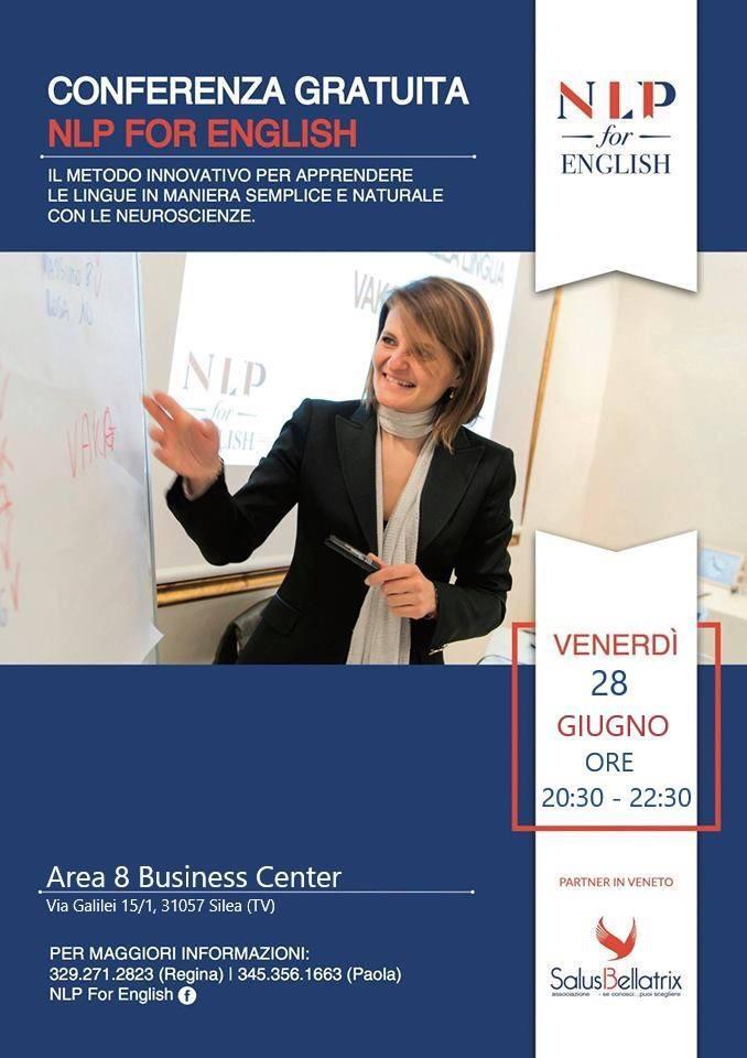 NLP FOR ENGLISH – Conferenza gratuita