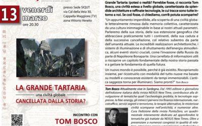 LA GRANDE TARTARIA, una civiltà globale  cancellata dalla storia?