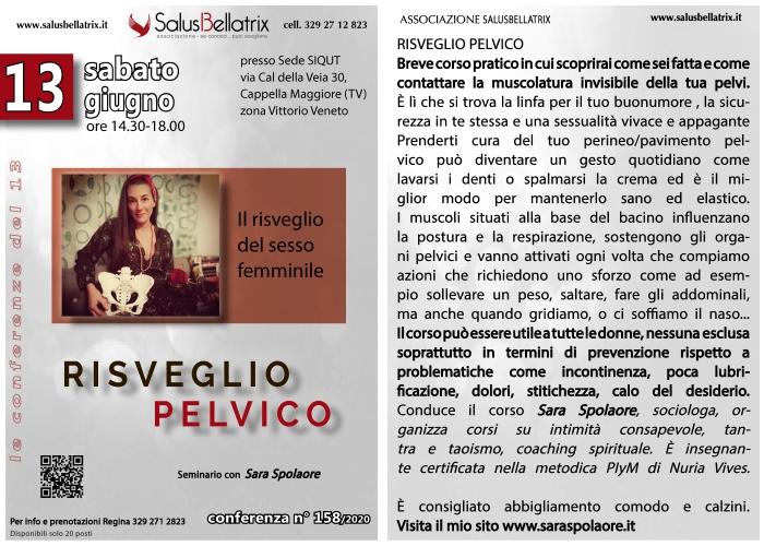 RISVEGLIO PELVICO