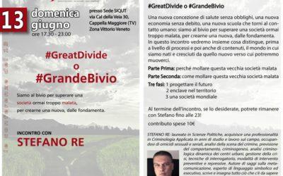 #GreatDivide  o  #GrandeBivio